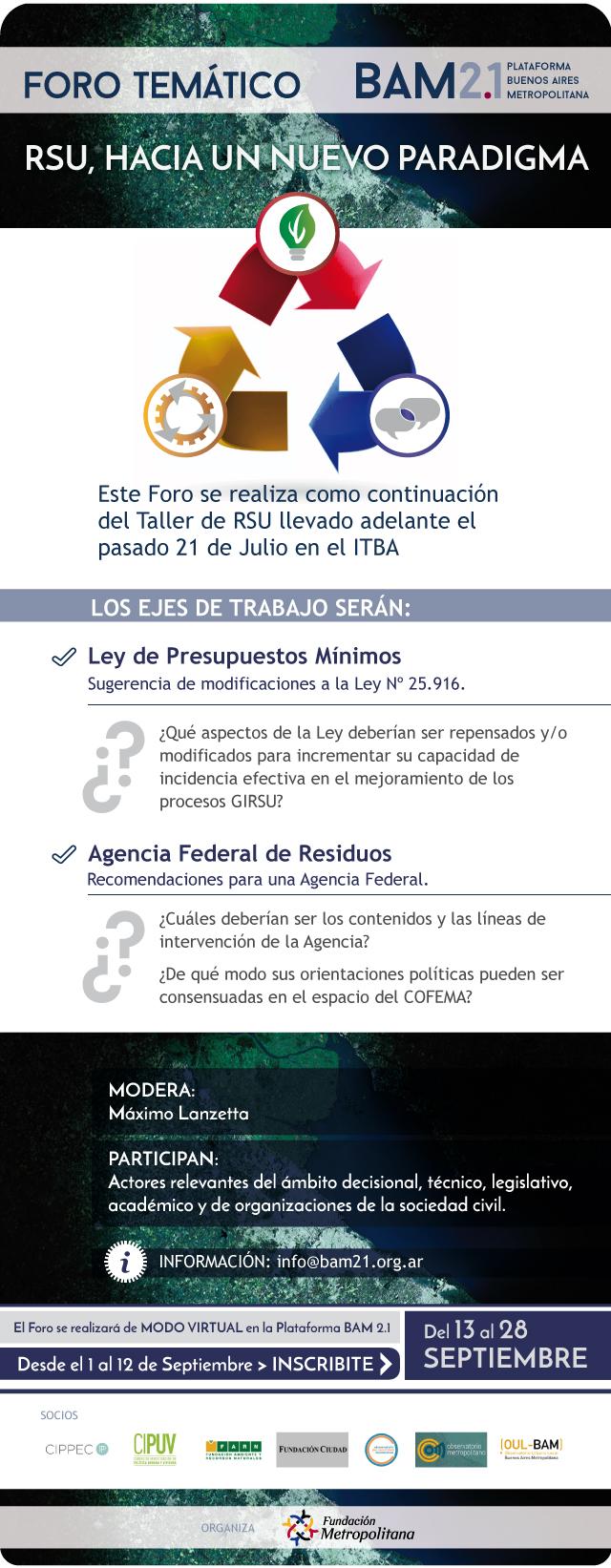 RSU, Hacia un Nuevo Paradigma.