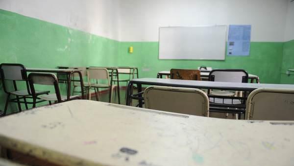 El jueves parar n los docentes en provincia plataforma for Docentes en el exterior 2016